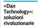 «DAN TECHNOLOGY»: REVOLUTIONÄRE LÖSUNGEN